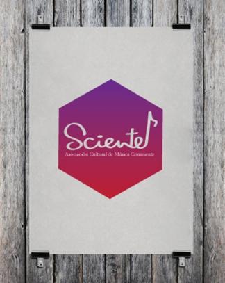 Logotip Sciente