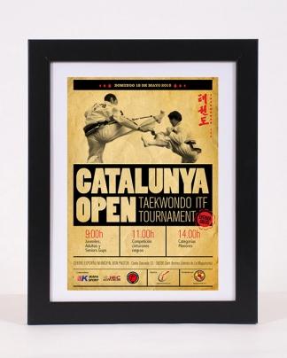 Posters Taekwondo ITF