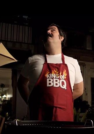 """BAUHAUS """"King of BBQ"""""""