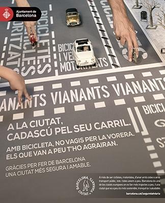 Barcelona, CIUTAT DE VIANANTS (VII)