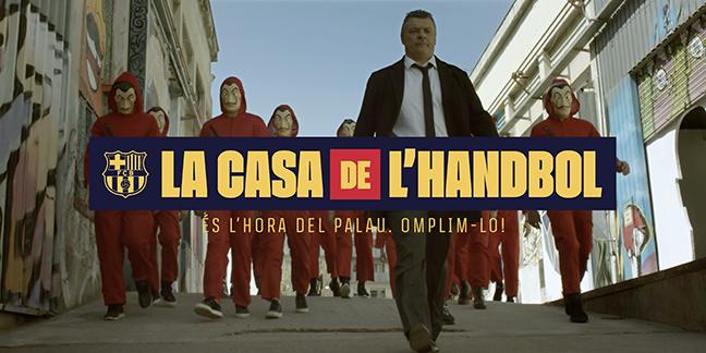 LA CASA DE L'HANDBOL