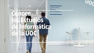 Estudios de informática de  la UOC