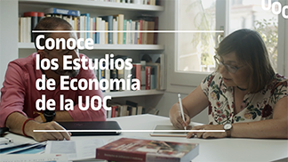 Studies of Economy at UOC